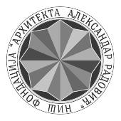 Фондација архитекта Александар Радовић
