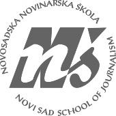 Новосадска новинарска школа